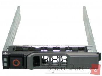 "DELL 6,35cm 2,5"" SAS SATA HD-Caddy PowerEdge PowerVault"