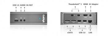 CalDigit TS2 Thunderbolt 2 Dockingstation