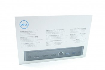 DELL Universal HD D6000 USB-C 3.0 4K Dockingstation 452-BCYH