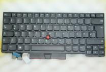 Lenovo Thinkpad T480S Tastatur Keyboard DE Backlit 01YP372
