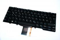 DELL Latitude 7280 5280 7380 Keyboard Tastatur FRENCH NMPT1