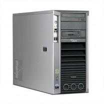 Fujitsu Celsius R650 Dual Xeon E5410 2.33GHz 16GB 3x 250GB HDD DVD-RW