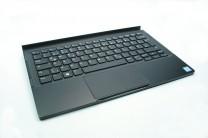 Dell Latitude 7275  XPS 12 9250 Dock GERMAN DE Keyboard Tastatur K18A 580-AFJC