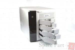 Promise Pegasus R4 4 TB (4x 1000GB) SATA HDD H5184ZM/A Thunderbolt Apple