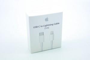 APPLE USB-C to Lightning Cable Kabel (1m) MK0X2ZM/A