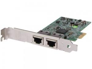 DELL 5720 Dual Port Gigabit PCI-E Adapter Network Netzwerkkarte 0FCGN