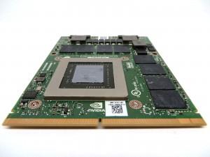 DELL Precision nVidia Quadro K5000M 4GB Graphic Video Card 1KJ4N