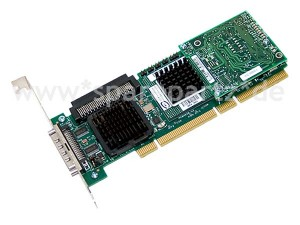 DELL PERC4/SC Controller 64MB Cache PowerEdge 1U295