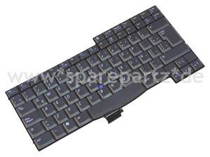 DELL Tastatur Keyboard SPAN Latitude Inspiron 2C076