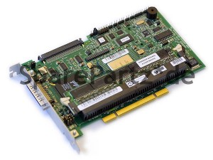 DELL SCSI PERC3 Raid Controller 2H794