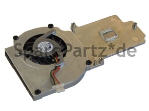 DELL CPU Heat Sink Fan Latitude X200 PN:02Y50D