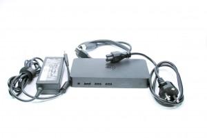DELL Ultra HD D3100 USB 3.0 Dockingstation GEBRAUCHT / USED