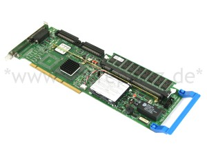 DELL PERC2 Raid Controller Card 128MB PowerEdge 44TXF