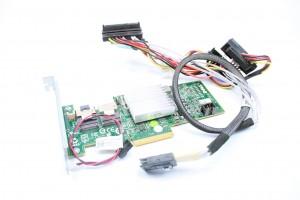 DELL PERC H200 RAID Controller Internal Integrated PCI-E 47MCV