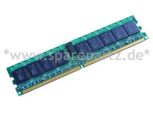 DELL PERC4 RAID RAM Speicher 256MB PowerEdge 4D554