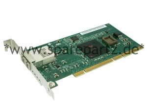 DELL Gigabit LAN PCI-X Fibre Channel Netzwerkkarte