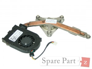 DELL Latitude XT2 XFR Heatsink Fan Lüfter Assembly 5835H