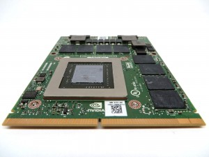 DELL Precision nVidia Quadro 5010M 4GB GDDR5 Graphic Video Card 5PGK8