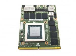 DELL Precision 17 (7710) Nvidia Quadro M3000M 4GB GDDR5 69FD2