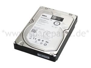 DELL EqualLogic 600GB 10k HDD Festplatte SAS 6CWFX