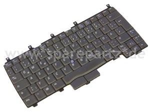 DELL Tastatur Keyboard DE Latitude C400 6E851