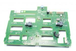 "DELL Poweredge T330 T430 T630 8 x 3.5"" SAS SATA HDD Backplane 70YDP"