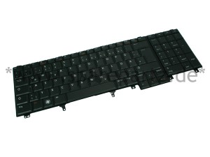 DELL Tastatur Keyboard DE backlit Precision Latitude 7T434