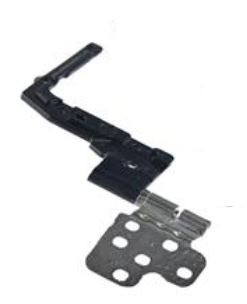 DELL Latitude E5530 Back Cover Lid Assembly with Hinges 8090K