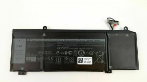 Original Dell G7 17 7790 Alienware m15  60Wh Akku Battery 8622M