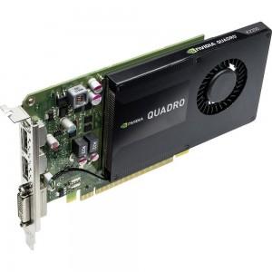 DELL NVIDIA Quadro K2200 4 GB RAM PCI-E 8CV83