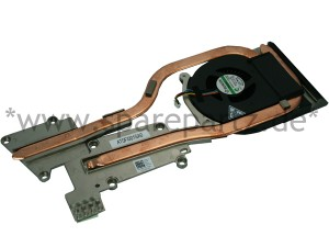 DELL Heatsink & Lüfter Fan Latitude E6520 9HYXD