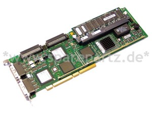DELL Poweredge PERC 3/QC PERC3 QC PERC 128MB BBU 09M905