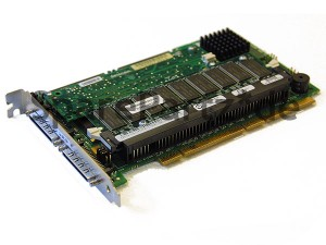 DELL PERC3 Raid Controller Card PowerEdge 9M912