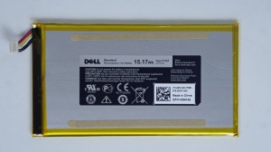 DELL Venue 7 & 8 Pro Akku Battery 15,17Wh  9NK49