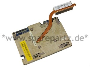 DELL Grafikkarte ATI X1400 256MB Inspiron 9400 E1705 0C