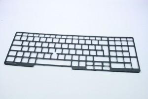 Original DELL Precision 15 (5520) DEUTSCH Tastatur Bezel Blende CGRGN