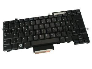 DELL Tastatur Keyboard DE Latitude E5400 E5410 E5500 E5510 CP719