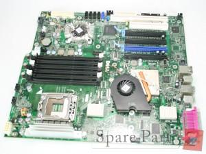 DELL Precision T5500 Mainboard Motherboard CRH6C