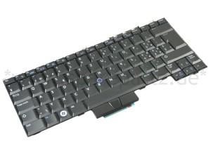 DELL Tastatur Keyboard CH Latitude E4300 E4310 D281C