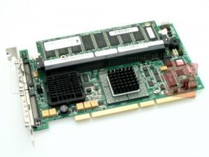 DELL PERC 4 Controller 128MB Speicher Modul D9205