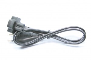 DELL Netzteil PA-10 PA-12 2 Pin Stromkabel Power Cord DF768