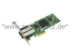 DELL 4GB PCI-E Dual Port Fibre Channel Netzwerk Adapter