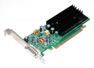 DELL NVidia Quadro NVS285 128MB PCI-E DH261