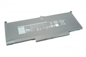Original Dell Latitude 12 7280 7480 60Wh Akku Battery 0F3YGT