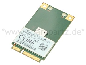 DELL WWAN 5560 HSDPA Mini Karte PCI-E 3G GPS 556-11245