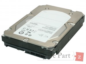 "DELL PowerEdge PowerVault SAS Festplatte HDD 450GB 8,89cm (3,5"") FM501"