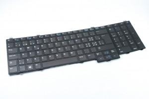 DELL Tastatur Keyboard Schweiz CH Latitude E5540 FY2D9
