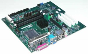 DELL OptiPlex GX280 SMT Motherboard Mainboard G5611