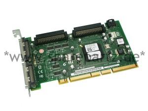 DELL Adaptec 39320A-R U320 PCI-X RAID Controller GC401