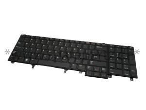 DELL Latitude Precision DE Tastatur keyboard QWERTZ GXJYT